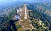สนามบินจีนเหนือบนภูเขา ฝรั่งยังทึ่งแนวคิดสร้างสำเร็จ