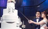 """แอดมินเพจดัง """"หมอแล็บแพนด้า"""" เข้าพิธีวิวาห์แฟนสาว งานแต่งยังมีฮา"""