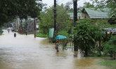 ชุมพรฝนหนักเตรียมใช้ถนนสายรองหากเอเชีย41เดี้ยง