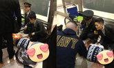 ยกย่องพยาบาลสาวไทย ช่วยปั๊มหัวใจช่วยฝรั่งหมดสติที่ญี่ปุ่น