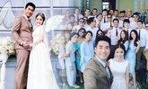 ป๊อก โฆษวิส ดาราช่อง 3 แต่งงานแฟนสาว หลังคบกัน 8 ปี