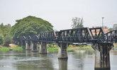 แตกตื่น!พบระเบิดทิ้งสะพานแม่น้ำแควEODกู้