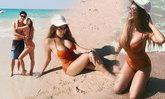 หวาย ปัญญริสา โชว์หุ่นฟิตในชุดว่ายน้ำ ท้าเกลียวคลื่นกับแฟนหนุ่ม