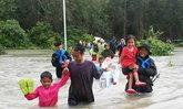 ยะลาฝนลดน้ำท่วมขัง5ตำบล-ปชช.เดือดร้อน2พันคน