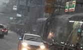 ภาคใต้ฝนยังหนักมากหลายพื้นที่อ่าวไทยตอนล่างคลื่นลมแรง