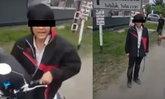 ส่งหนุ่มซิ่งรถย้อนศร-โซ่ฟาดตำรวจ ฟ้องศาล โดนหลายข้อหาหนัก