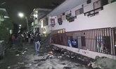 ผู้เช่าหนีตายอลหม่าน! อาคารห้องพักซอยรามคำแหง 39 ทรุดตัวกว่า 2 เมตร
