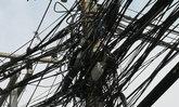 โคราชเร่งนำสายไฟฟ้าลงใต้ดินคาดเสร็จปี64