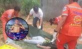 """""""จอร์แดน ลำน้ำมูลมวยไทย"""" วิ่งตากแดดรีดน้ำหนัก เจอฮีทสโตรก เสียชีวิตก่อนขึ้นชก"""