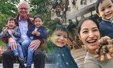 น้ำตาซึม..ภาพประทับใจ แพนเตอร์-พูม่า ไปหาคุณปู่ที่เดนมาร์ก