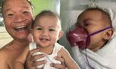 มด เมียหม่ำ ตัดพ้อปัญหาชีวิต หลังหลานชายป่วยเข้าโรงพยาบาล