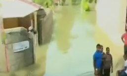ยอดเหยื่อน้ำท่วมศรีลังกาดับ92หาย109
