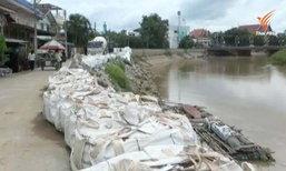คาดมวลน้ำจากแพร่ถึงสุโขทัยใน 1-2 วัน เฝ้าระวังแม่น้ำยมล้นท่วม