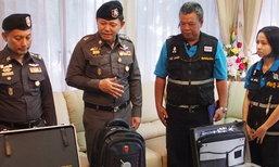 พงศพัศตรวจคืบปฏิรูปการสอบสวนตร.ชลบุรี