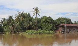 สุโขทัยบริหารจัดการแก้มลิงทุ่งทะเลหลวงรับน้ำ