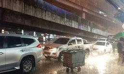อุตุฯพยากรณ์เย็นทั่วไทยฝนตกมากทม.70%
