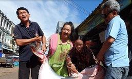 นครพนม-พรานจับปลาบึกยักษ์หนัก110กก.