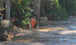 6จว.เหนือยังท่วมปัจจัยจากฝนทำน้ำป่าไหลหลาก
