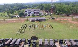 ทหารพัทลุงเตรียมรับมือมรสุมเฝ้าระวัง23จุดเสี่ยง