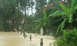 นครศรีฯสุราษฎร์ฯพัทลุงอ่วม-สิชลฝน400มม.