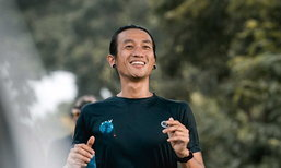ตูนวิ่งวันที่9แล้ววันนี้โจอี้PARADOX,ลาบานูนร่วม