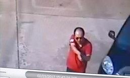 ระทึก ชายฉกรรจ์ยิงสนั่นปั๊มกลางเมือง ที่แท้ตำรวจจับยาบ้า