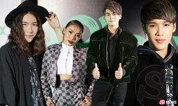 ซุป'ตาร์ เดินพรมเขียว JOOX Awards 2017 ยิ่งใหญ่สมการรอคอย