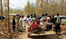 นอภ.แม่ระมาดสั่งเข้มสกัดพราน-ชาวบ้านเผาป่า