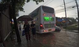 ชาวพังงาวอนรัฐแก้ปัญหาท่วมขังบ่อยก่อนถึงฤดูฝน