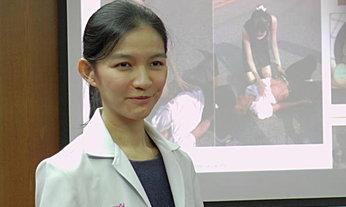 'หมอทราย' ฮีโร่สาวช่วยคนเจ็บ เผยวินาทีช่วยชีวิตจนโด่งดังบนโลกโซเชียล