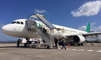 เผยโฉมเครื่องบิน R-Airline รับส่งทหารลงชายแดนใต้