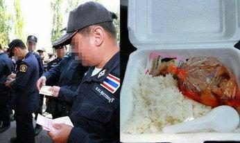 """ปฏิบัติการบุกค้น""""ธรรมกาย"""" ตำรวจโอด! เบี้ยเลี้ยง 440 เหลือกลับบ้าน 200 โดนหักค่าข้าว มื้อละ 80"""