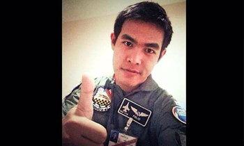 โลกออนไลน์ร่วมอาลัย ร.อ.นพนนท์ นิวาศานนท์ นักบินF-16 ที่เสียชีวิต