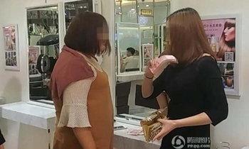 สาวจีนอยากเปลี่ยนที่นั่ง ควัก 10 ล้าน ประกาศซื้อร้านตัดผม