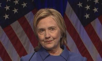 """""""ฮิลลารี คลินตัน"""" รับทำใจไม่ได้ หลังแพ้เลือกตั้ง"""