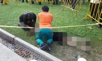 หนุ่มชักปืนยิงหัวสาว ดับกลางกระทรวงศึกษาธิการ