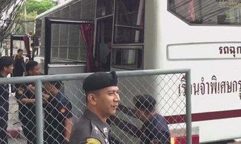ศาลสั่งจำคุก พล.ท.มนัส 27 ปี โกโต้ง 75 ปี คดีโรฮีนจา