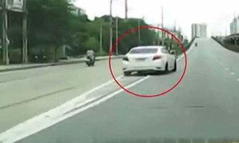 พี่ชายคนขับวีออส เผย น้องเครียด หลังถูกวิจารณ์ยับ ขับรถเบียดแท็กซี่ แล้วยังด่าคู่กรณี