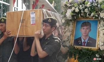 """ครอบครัวรับศพ """"น้องโจ"""" นักเรียนไทยสละชีวิต ช่วยเพื่อนที่อเมริกา"""
