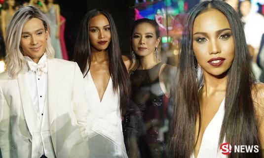 """""""เกรซ"""" เปิดใจเป็นแชมป์ The Face Thailand หนูแค่สาวผิวเข้มที่มีฝัน"""