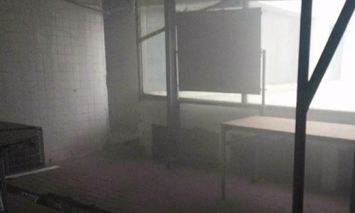 ลิฟต์ร่วงชั้น 24 โรงแรมย่านพระราม 9 เกิดไฟลุกไหม้