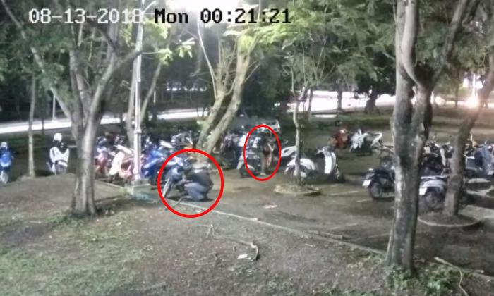 ภาพข่าว รถจักรยานยนต์,  จักรยานยนต์,  จักรยาน