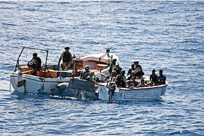 จีนต้องการเป็นผู้นำการต่อต้านโจรสลัดโซมาเลีย