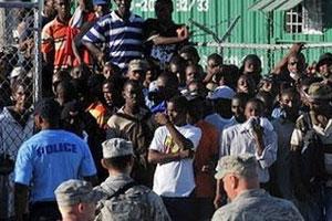 สหรัฐเพิ่มรักษาความปลอดภัยในเฮติ เผยให้เด็กกำำพร้าเข้าประเทศได้