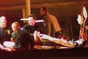 จนท.กลาโหมสหรัฐถูกยิงที่สถานีรถไฟ