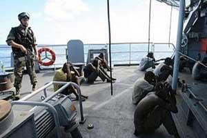 ฝรั่งเศสอ้างจับโจรสลัดครั้งใหญ่ที่สุดนอกชายฝั่งโซมาเลีย