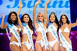 ยลโฉม Miss Bikini 2010 คนล่าสุด