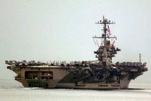 เรือรบสหรัฐจะแวะเทียบท่าเกาหลีใต้ก่อนซ้อมรบร่วม