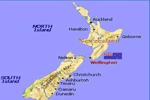 นิวซีแลนด์ประกาศเคอร์ฟิวหลังดินไหวรุนแรง