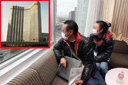โรงแรมหรูญี่ปุ่นใจป้ำ เปิดให้ผู้ประสบภัยพักฟรี